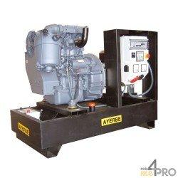 Groupe électrogène diesel AY-1500 DA TX 26,4 kW