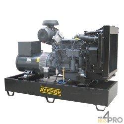 Groupe électrogène diesel AY-1500 TX 35,2 kW