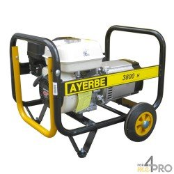 Groupe électrogène essence Ayerbe 3800 H MN Honda