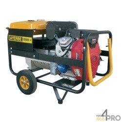Groupe électrogène essence Ayerbe 12500 H MN A/E Honda