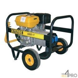 Groupe électrogène essence Ayerbe 5000 KT MN Kiotsu