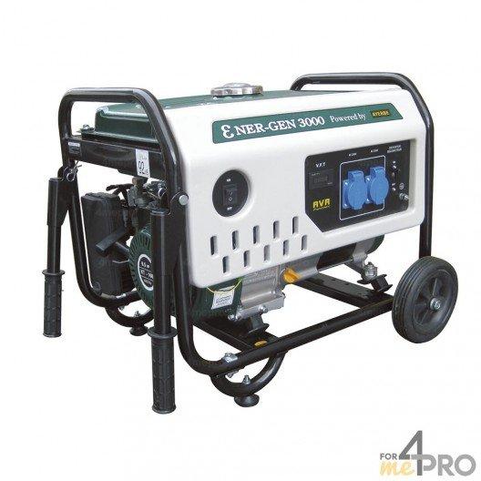 Groupe électrogène essence ENER-GEN 3000