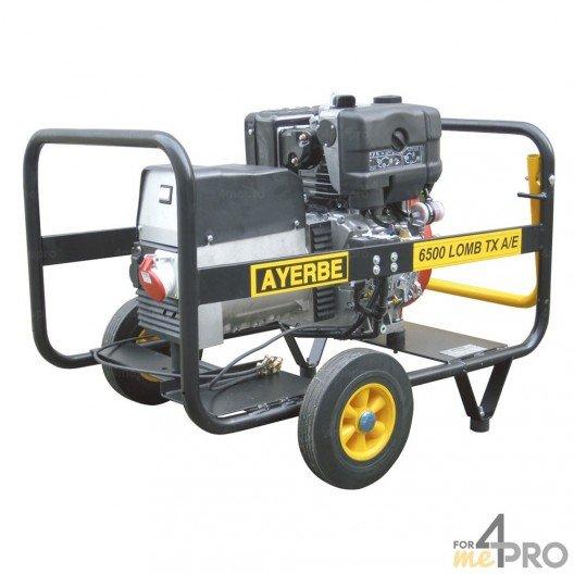 Groupe électrogène diesel Ayerbe 6000 LB MN