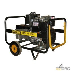 Groupe électrogène diesel Ayerbe 10000 TX A/E