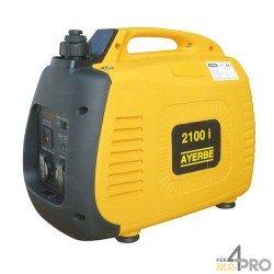 Groupe électrogène essence insonorisé Ayerbe 2100 KT inverter
