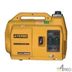Groupe électrogène essence insonorisé Ayerbe 1000 Honda