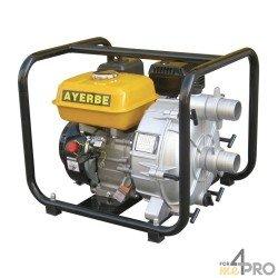 Groupe motopompe essence AYERBE H 80 KTH