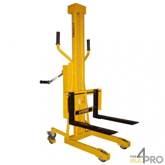 Gerbeur manuel 150 kg