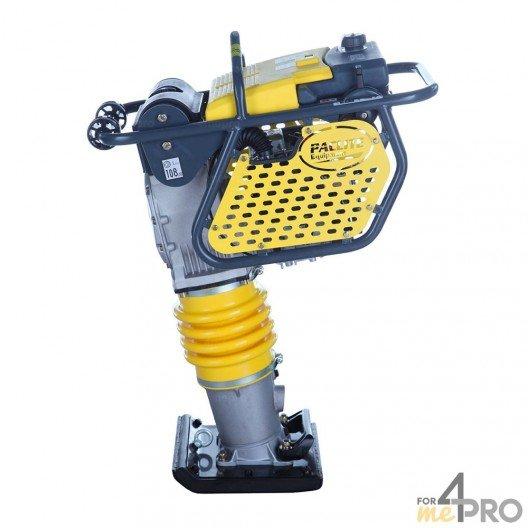 Pilonneuse moteur Robin ER12 4,5 HP