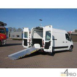 Rampe de chargement pour véhicules légers