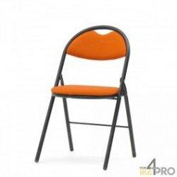Chaise visiteur pliable