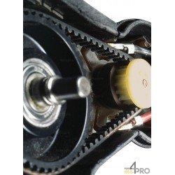 Courroie crantée MAKITA 330x6 mm