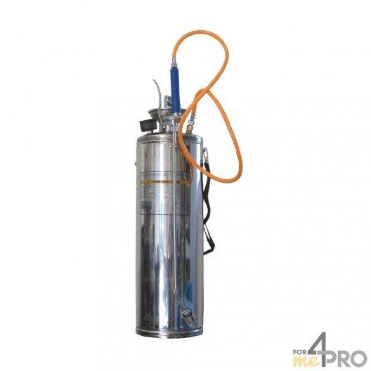 Pulv risateur professionnel en inox 10 litres for Materiel inox professionnel