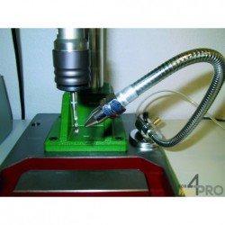 Système de lubrification Venturi en sortie air/huile à réglage indépendant