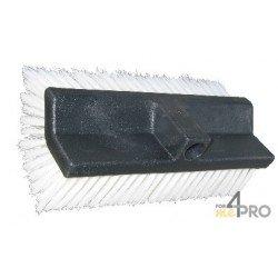 Brosse Bi-Faces 25 cm fibres mi-dures