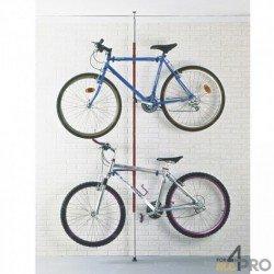 Range vélo universel - 2 vélos