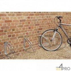 Range vélo mural pivotant 180° - 1 vélo