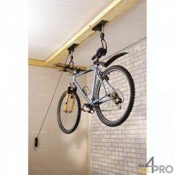 Support vélo plafond - 1 vélo