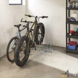Râtelier pour vélos à pneus large
