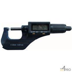 Micromètre extérieur digital