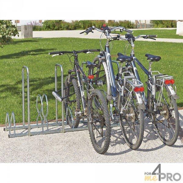 râtelier à vélo avec arceaux