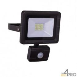 Projecteur LED extérieur IP44 avec détecteur