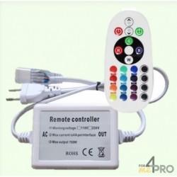 Bloc d'alimentation pour flexible LED RGB