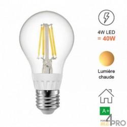 Ampoule LED E27 à filament