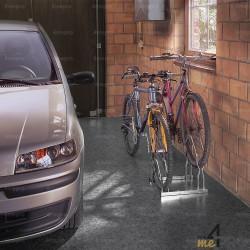 Râtelier vélos 2 niveaux