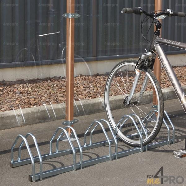 râtelier vélo au sol