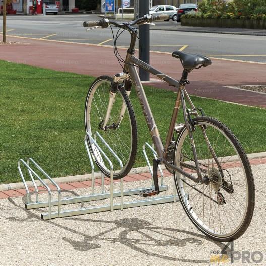 Range 3 vélos côte à côte