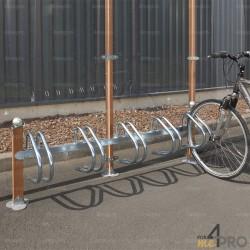 Râtelier côte à côte Arcachon - 5 vélos