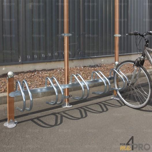 Râtelier Arcachon 5 vélos