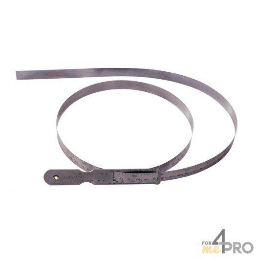 Circomètre acier avec vernier 20-300 mm