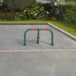 Barrière de parking rabattable 3 pieds eco