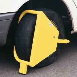 Antivol bloque roue Haute sécurité