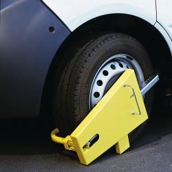 Antivol bloque roue Haute sécurité roues carénées