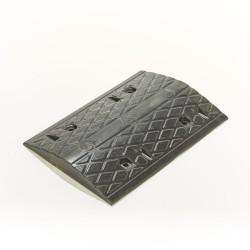 Base pour ralentisseur caoutchouc 35 x 50 x 5 cm noir
