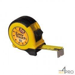 Mètre Easy Touch 10m/25mm