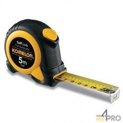 Mètre autobloquant pro 5m x 25mm