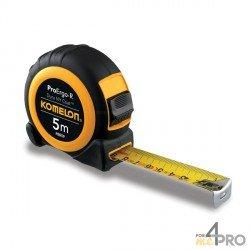 Mètre ergonomique pro 5m x 19mm