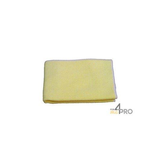 "Micro-fibre ""Tricot Luxe"" 32 x 30 cm Jaune"