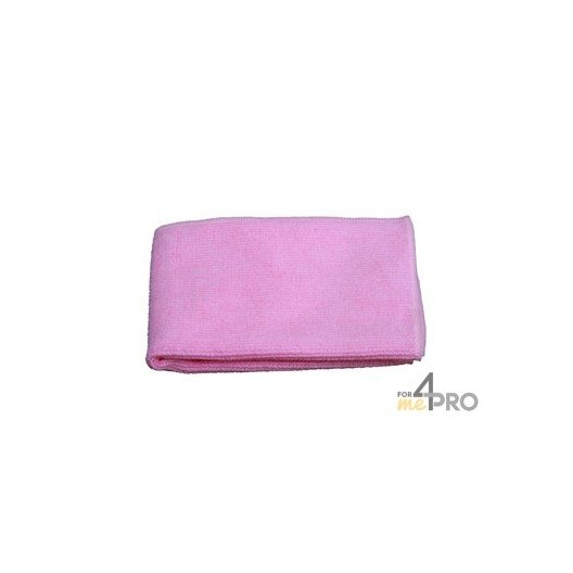 "Microfibre ""Tricot Luxe"" 32 x 30 cm rose"
