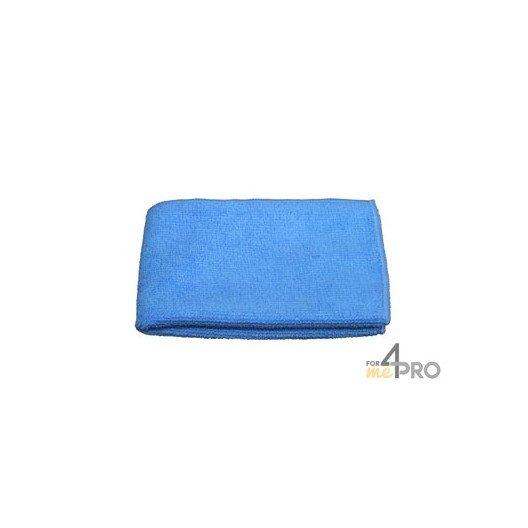 """Microfibre """"Tricot Luxe"""" 32 x 30 cm bleue"""