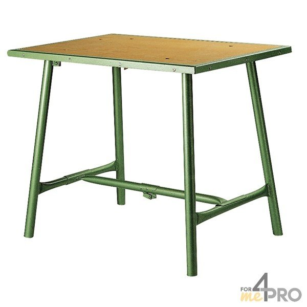 Table de travail pliante 4mepro for Equerre pliante pour table