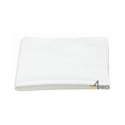 Micro-Fibre ''Tricot Luxe'' WHITE 40 x 40 cm