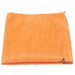 Micro-fibre ''Tricot Luxe'' orange 40 x 40 cm