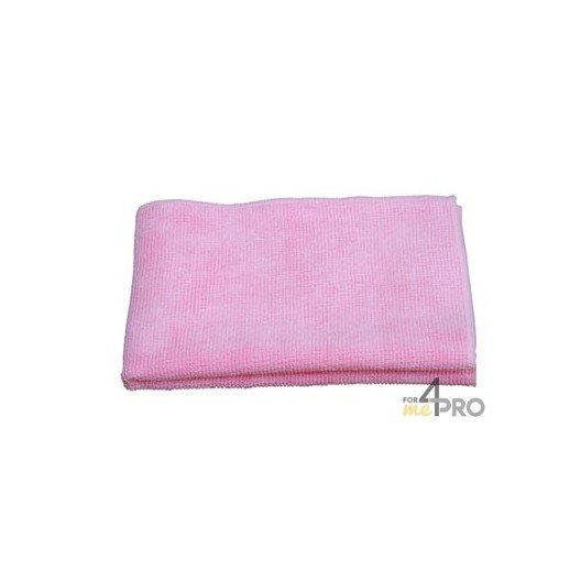 "Microfibre ""Tricot Luxe"" 40 x 40 cm rose"