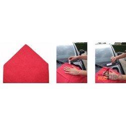 Sachet ''Tricot Laser'' Pro 38 x 38 cm rouge