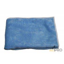 """Microfibre """"Tricot Class"""" 40 x 40 cm bleue"""